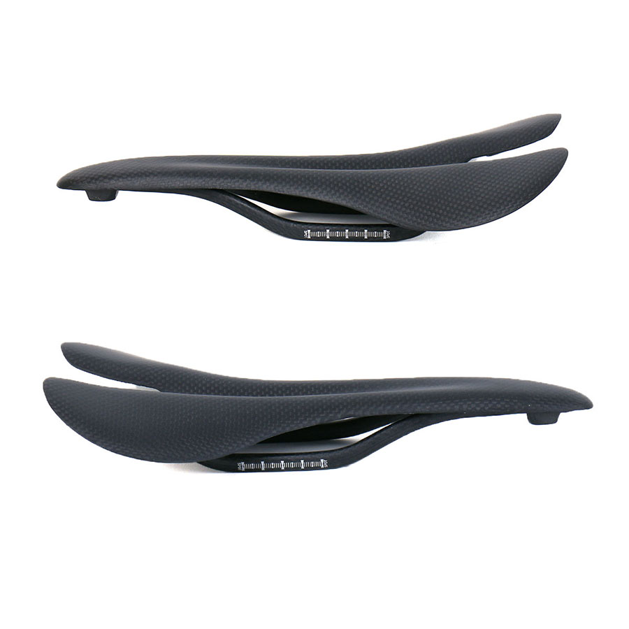 Cycling Carbon Fibre Saddle Road Bicycles Carbon Saddles Mountain Bikes Wide Seat Saddle Super Light Carbon