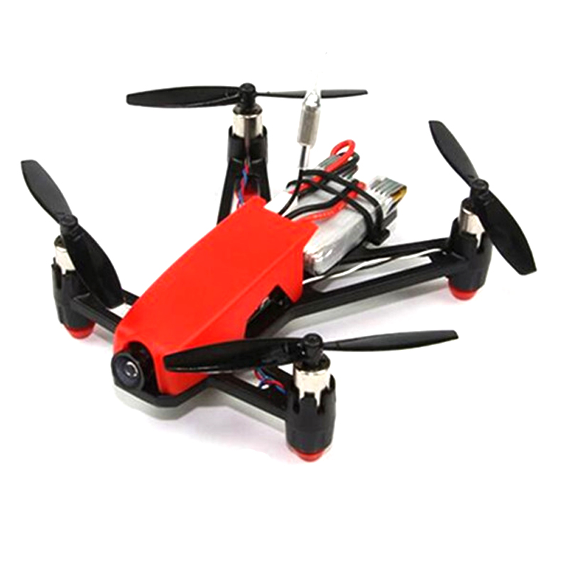 PNP 100mm Indoor FPV Crossing Quadcopter Drone with MINI 25MW 16CH Transmitter & Camera&NAZE 32 flight control Tiny Unassembled with two batteries yuneec q500 4k camera with st10 10ch 5 8g transmitter fpv quadcopter drone handheld gimbal case