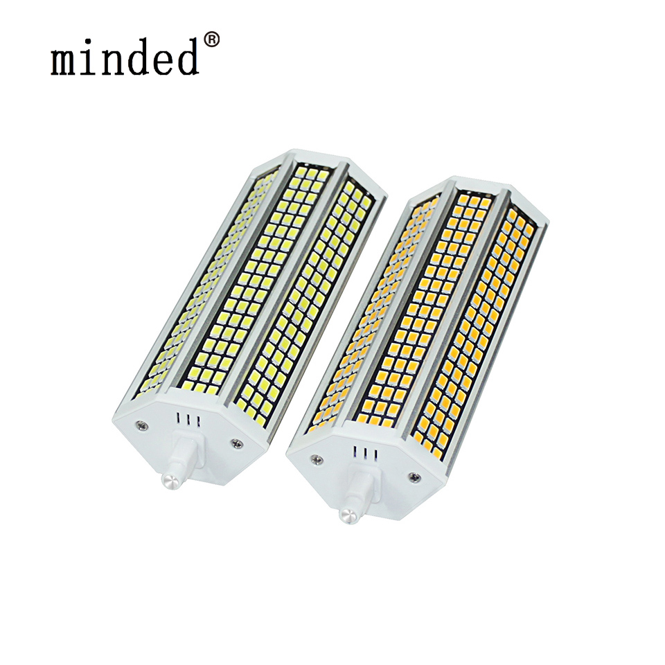 R7S LED Bulb Lamp 78 118 135 189mm Lampadas 5W 10W 13W 20W LED Corn Bulbs SMD 5733 220V Lantern Replace Halogen Lamp