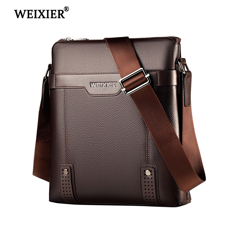 WEIXIER 2019 New Fashion PU Leather Men Messenger Bags Casual Mens Small Briefcase Crossbody Bag Business Mens Handbag SmallWEIXIER 2019 New Fashion PU Leather Men Messenger Bags Casual Mens Small Briefcase Crossbody Bag Business Mens Handbag Small
