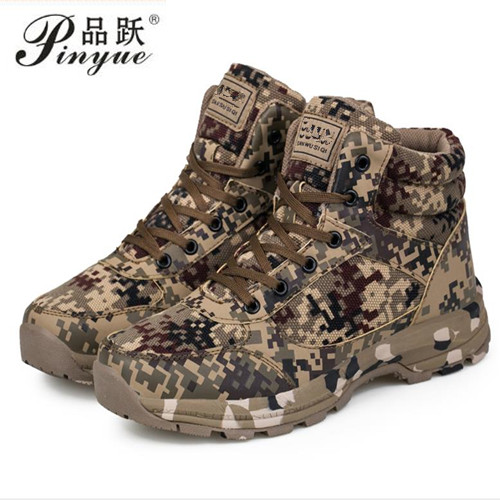 Camouflage Mens Cheville Chaud add Hiver Militaire Formateur Tactique Coton Wool Boot Bottes Chaussures Neige Armée Shoes Hommes Single wXwvHq7nI