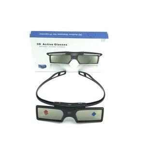 Image 2 - 3D משקפיים פעיל תריס עבור Optoma שארפ LG Acer BenQ Acer Dell Vivitek G15 DLP DLP LINK DLP Link