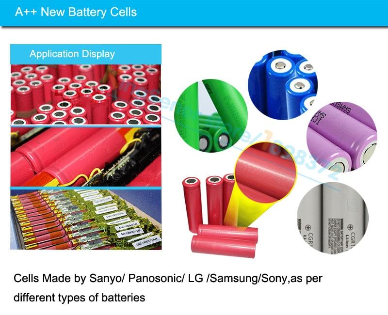 KingSener New HS04 ноутбук батареясы HP Pavilion - Ноутбуктердің аксессуарлары - фото 5