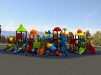 Животное развлечений открытый/Оборудование для игровой площадки в помещении для парка YLW 1742