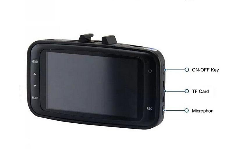 E-ACE Hidden Wifi Mini Car Dvr Full HD 1080P Video Recorder Night Vision Dvrs Auto Dash Cam Dual Camera Lens Automotive Car Cams 26
