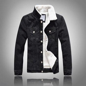 Winter denim jacket  3