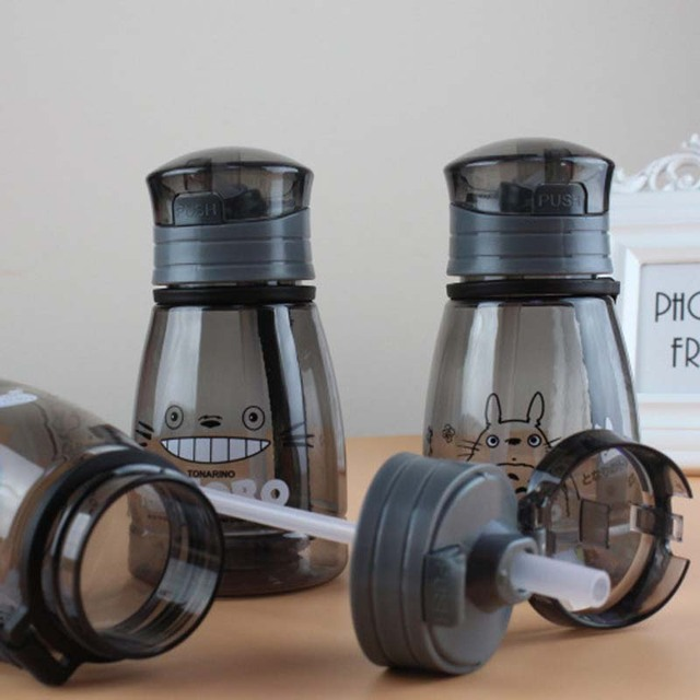 Studio Ghibli My Neighbor Totoro – Portable Design BPA Free 450ml Water Bottle