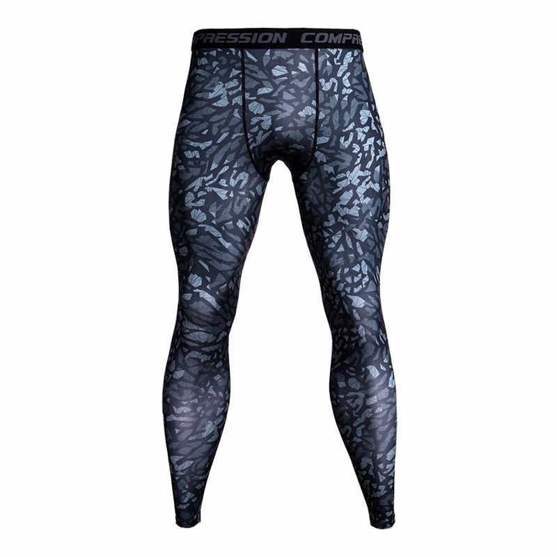 74633c386c6cc ... Compression Tights For Mens Sweatpants Fitness Legging Body Pants Male  Leggins Joggers Workout Leggings Streetwear ...