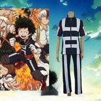 Anime Boku no Hero Academia Iida Tenya Cosplay Costum custom made