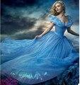 2015 NEW Высокого качества cospaly Золушка платье Положить ее на пэтти найти принадлежат ваш принц Женщины полный костюм free shopping