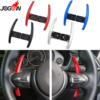 Steering Wheel Paddle Extension Shifter Replacement For BMW F20 F22 F31 F34 F35 F30 F32 F10 F18 F11 F07 F12 F02 F15 F16 F25 F26 - discount item  15% OFF Interior Accessories