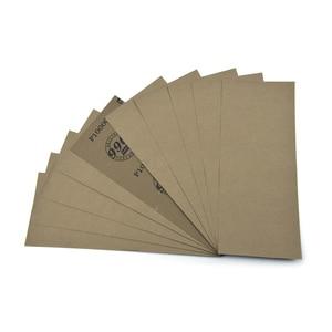 Image 5 - Полиуретановая водонепроницаемая наждачная бумага, 9x3,6 дюймов, зернистость 320 10000