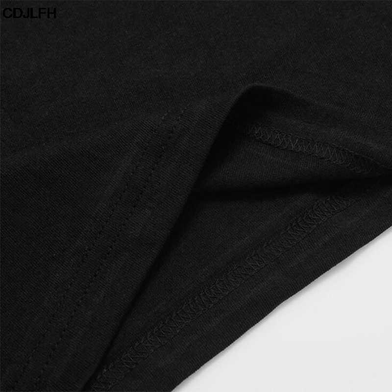 النمط الكوري Ulzzang الموضة التي شيرت حجم كبير يونيكورن بلايز Harajuku Kawaii تي شيرت س الرقبة تيشرت أسود قصير الأكمام التي شيرت