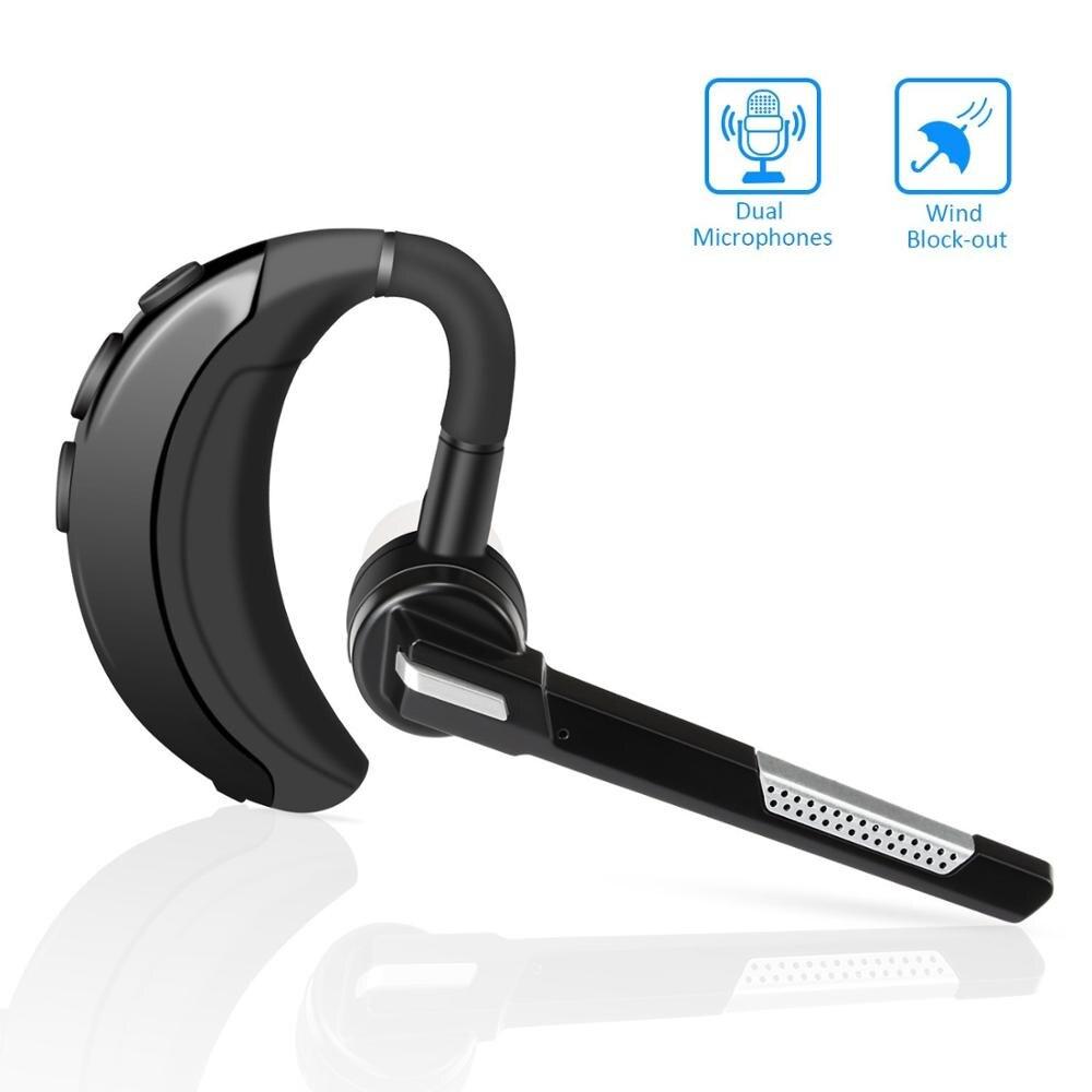 Auriculares originales Dacom Bluetooth de calidad de sonido HD Auriculares inalámbricos para el conductor del coche Auriculares inalambrico fone de ouvido-in Auriculares y cascos from Productos electrónicos    1