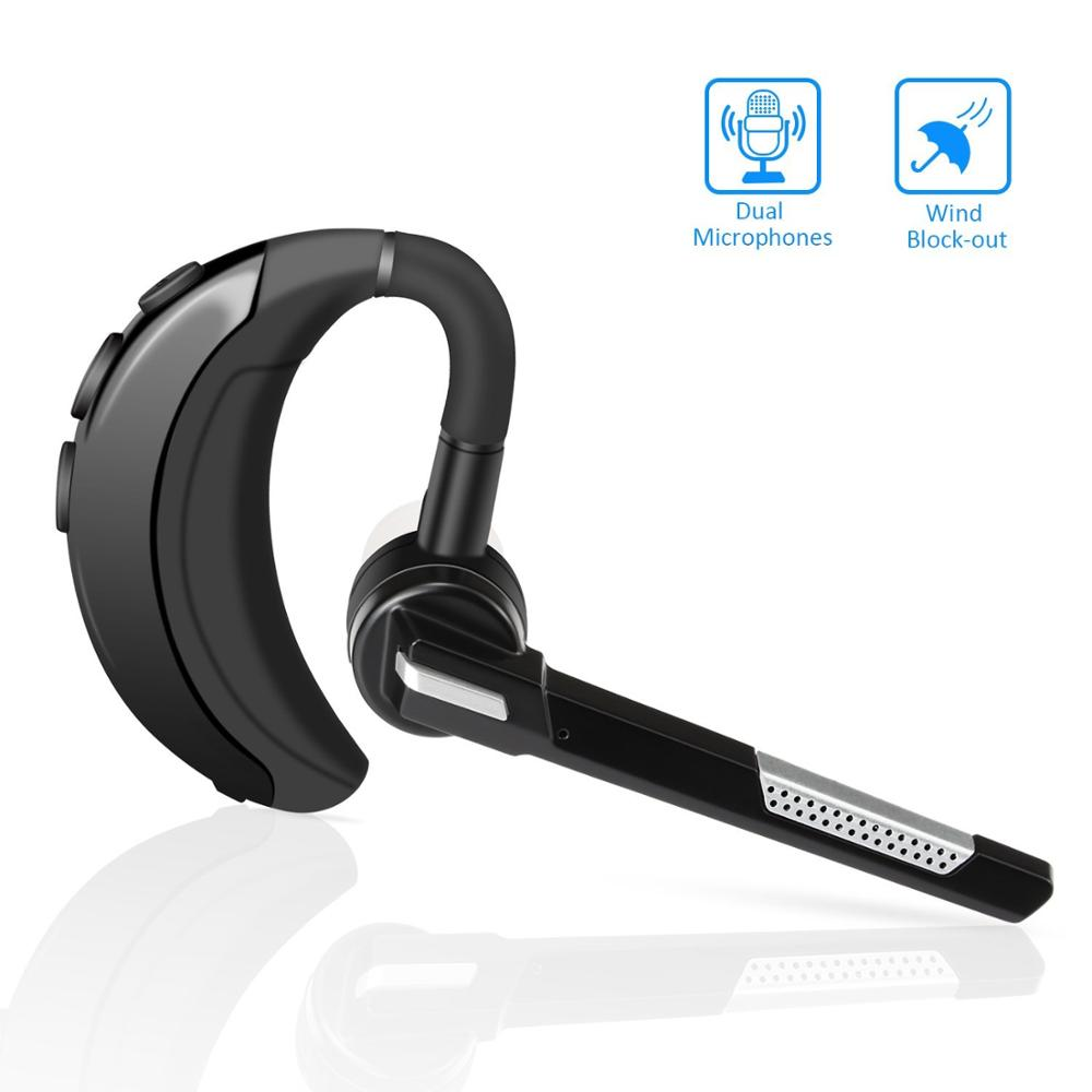 Original Dacom Bluetooth Headset HD Sound Quality Wireless Car Driver Earphone Auriculares