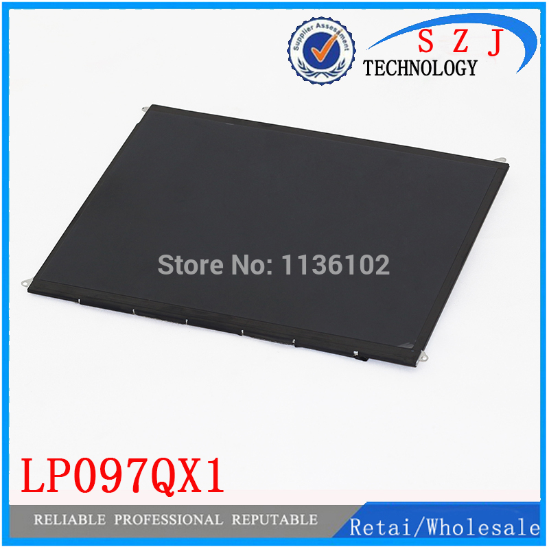 New 9.7 inch tablet pc LP097QX1(SP)(A1) (SP)(A2) LP097QX1-SPA1 for iPAD 3 Onda V972 V973 V975M LCD display screen Free shipping original and new 10 1inch lcd screen 150625 a2 for tablet pc free shipping