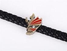 Anime Bleach Leather Bracelet & Bangle