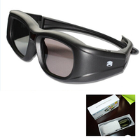 Promotion Shutter 3D IR Infrared RF Glasses Eyewear For Sony HW30ES 40ES 50ES 55ES 90ES Sharp