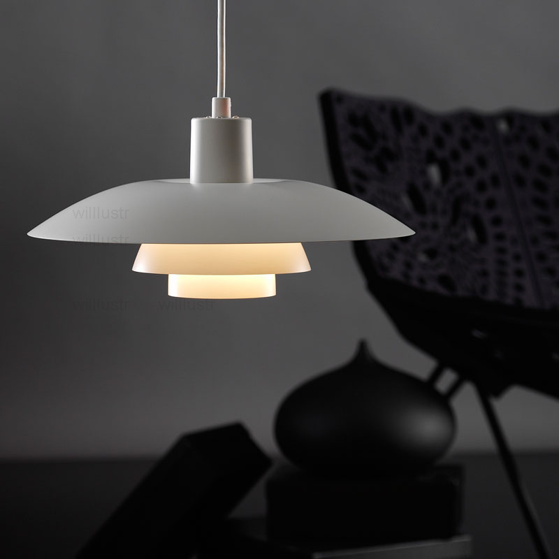 metal replica Louis Poulsen PH 4/3 Poul Henningsen modern design classic pendant light suspension lighting PH 4/3 pendant lamp