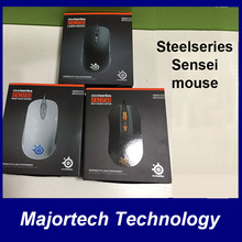 Original Steelseries SENSEI RAW Gaming maus, Steelseries Engine Steelseries Frost Blau Steelseries SENSEI RAW