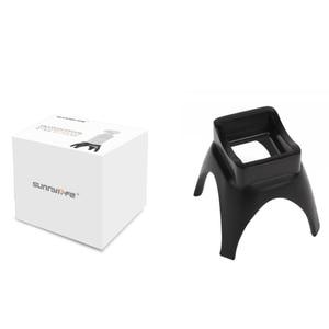 Image 5 - מוגבר בסיס הר עבור אוסמו כיס כף יד מייצב שולחן העבודה Stand Mounts עם טעינת חור עבור אוסמו כיס אבזרים