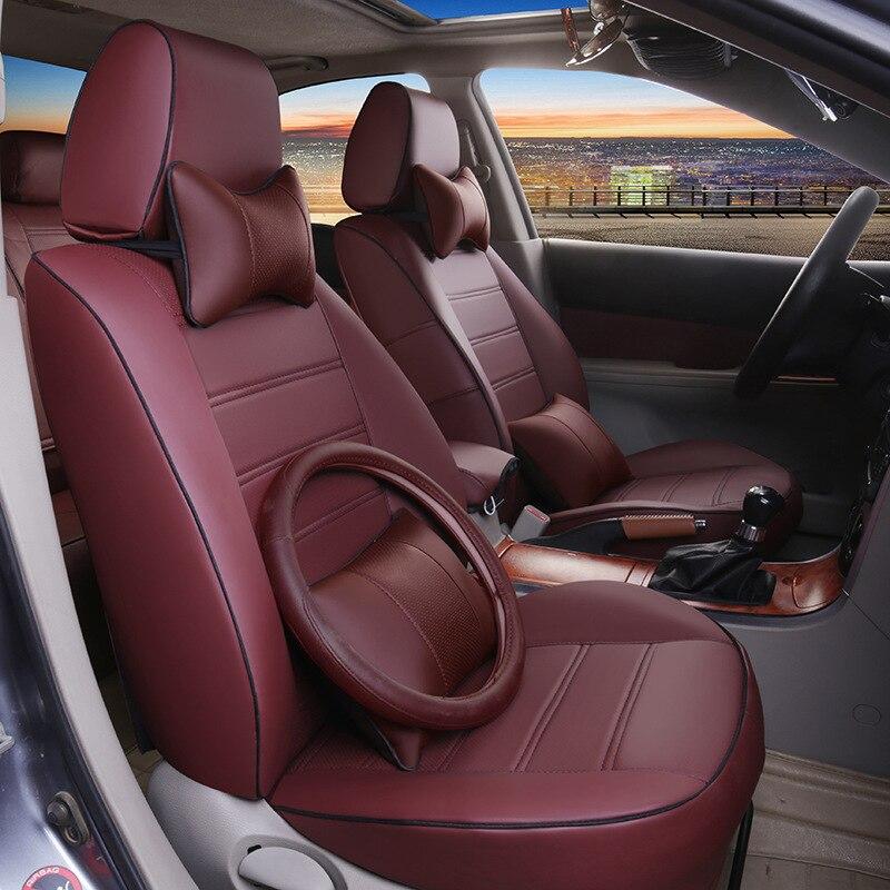 automotive car seat covers for BLUEBIRD SUNNY Pathfinder PICKUP TEANA TIIDA Sylphy Geniss cefiro X TRAIL CIMA Nissan NP300 D22