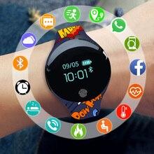 цены Sport Smart Watch Children Kids Watches For Girls Boys Electronic LED Digital Wristwatch Child Wrist Smart Clock Smartwatch Gift