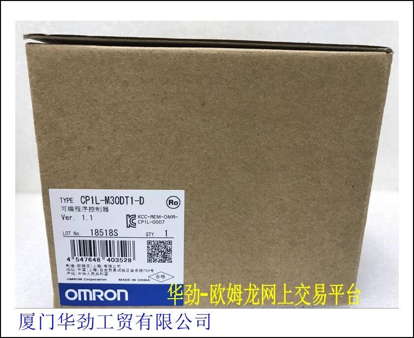 CP1L-M30DT1-D   Programmable Controller Original Genuine New Spot