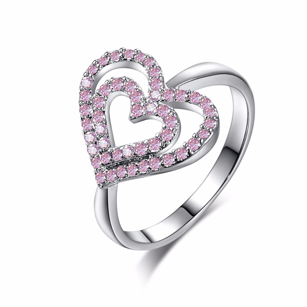white details rings jewellery pink page engagement diamond view and collection
