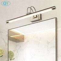 High Quality art decoration led wall light 9W 12W 14W 16W bathroom mirror lamp bronze vanity warm white cool white lighting