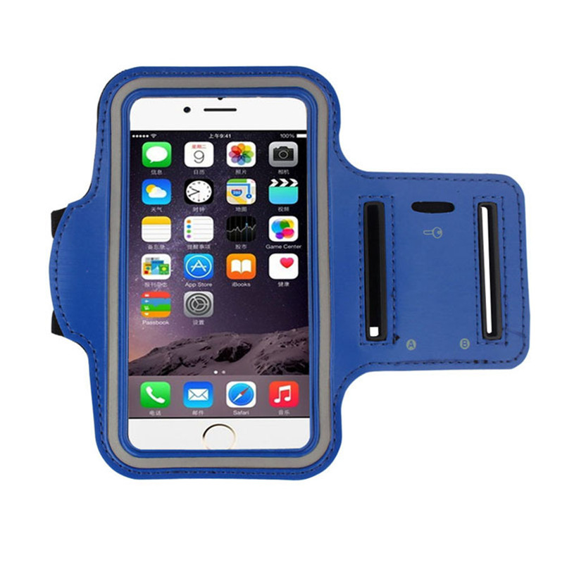9 Colors 2016 Super Deal Band Gym Running Sports Arm Band Cover Case For iphone SE 4 4s 5 5c 5s 6 4.7 Inch Mobile Phone Cases