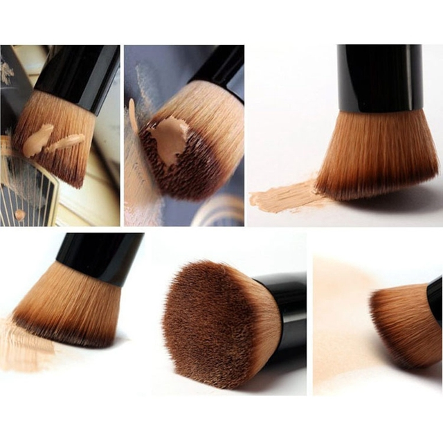 2019 Makeup brushes Powder Concealer Powder Blush Liquid Foundation Face Make up Brush Tools Professional Beauty Cosmetics