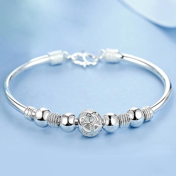 Fashion jewelry ladies Lucky beads bracelet bangle 14