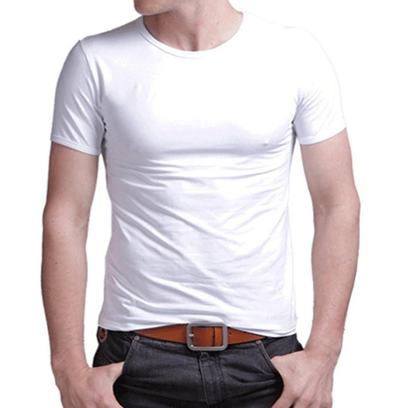 Online buy wholesale tight white t shirt from china tight for White t shirt bulk buy