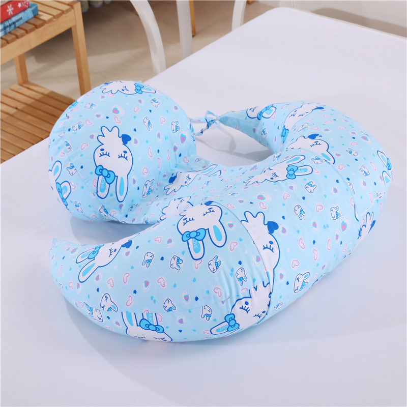 Sleeping Support Pillow For Pregnant Women Body 100 Cotton Pillowcase Maternity Pillow Pregnancy Side Sleepers Bedding