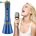 microfone  Mini Handheld Wireless Bluetooth Karaoke Player Microphone Speaker KTV Mic  Mikrofon microfono microfone  OT25