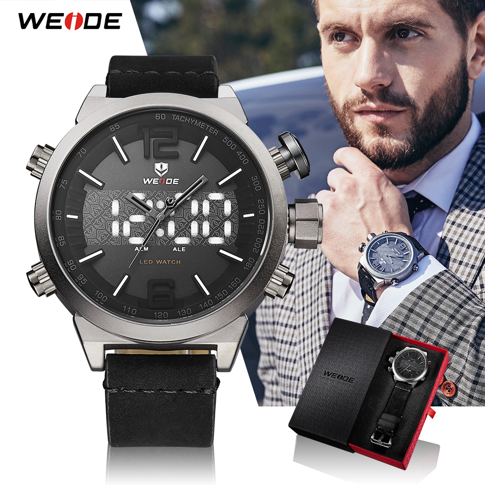 WEIDE Sports Men Watches