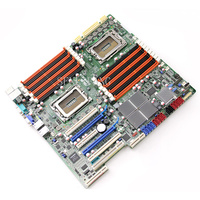 KGPE D16 Server Motherboard Dual AMD G34 Interface Supports 16 core CPU Support Dual Graphics Crossfire DHL free shipping