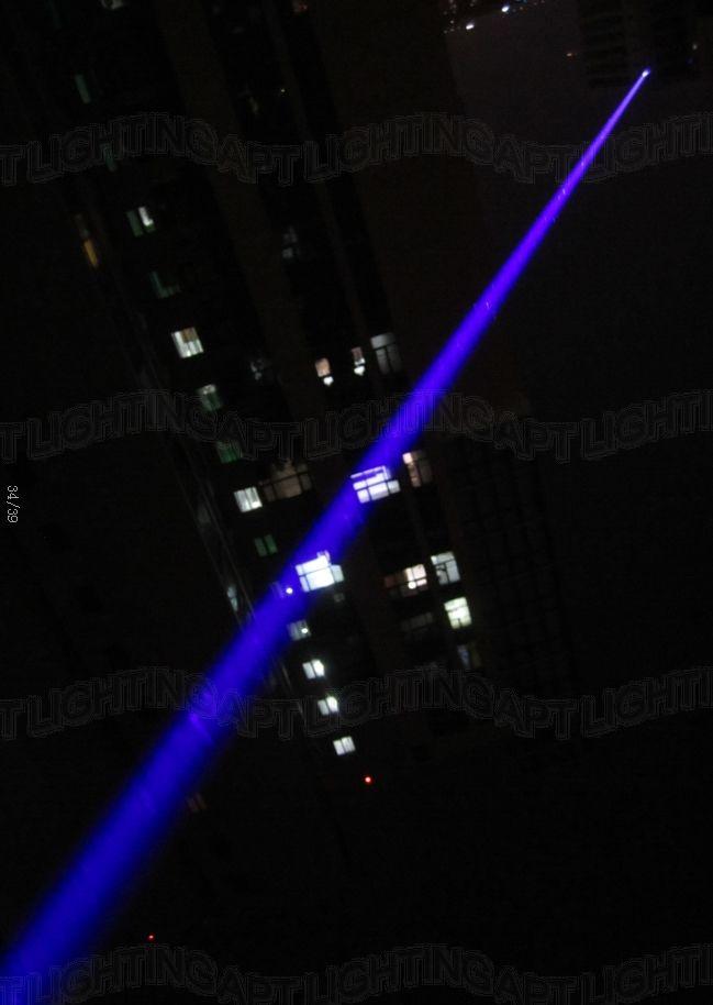 PRAVO NOVO 3500mw / 3.5w 445 modra oderna luč RGB laserski modul / - Komercialna razsvetljava - Fotografija 5
