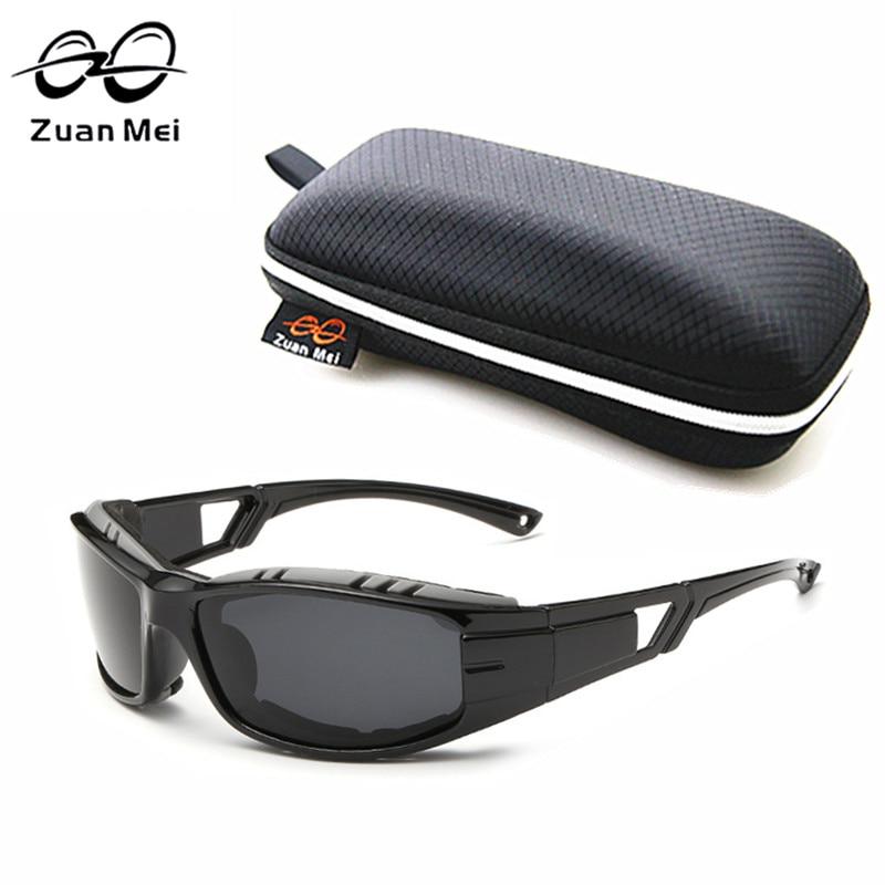 Zuan Mei Brand Polarized Sunglasses Men Tour Driver Mirror Sun Glasses For Women Summer Male Glasses Eyewear For Men ZM8520