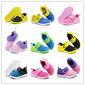 2016 New children shoes girls boys shoes candy color soft sole kids sneaker leisure breathable girls boys sneakers kids shoes