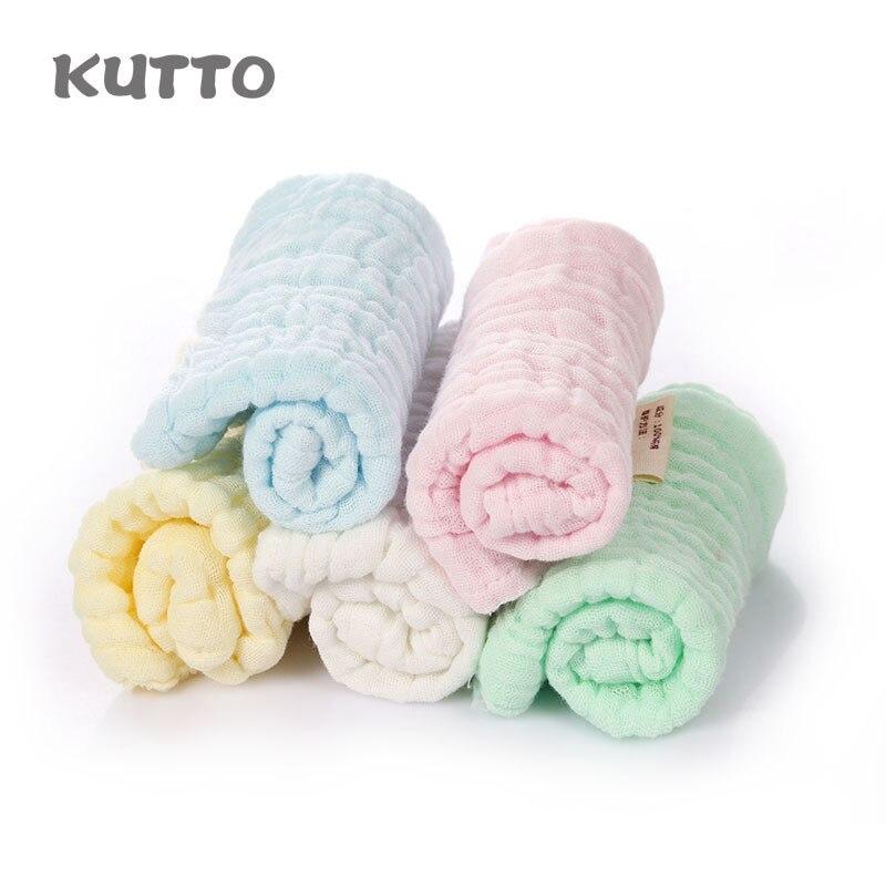 Square 25CM Hand Towel Folds Towel For Kids Chidren Microfiber Absorbent Hand Dry Towel Kitchen Bathroom Soft Plush Dishcloths