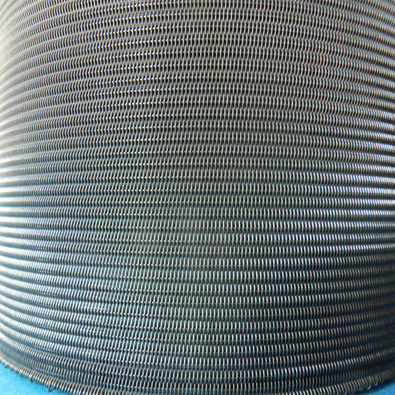 Plain Twill Dutch Woven Titanium Wire Mesh Cloth Screen Netting ...