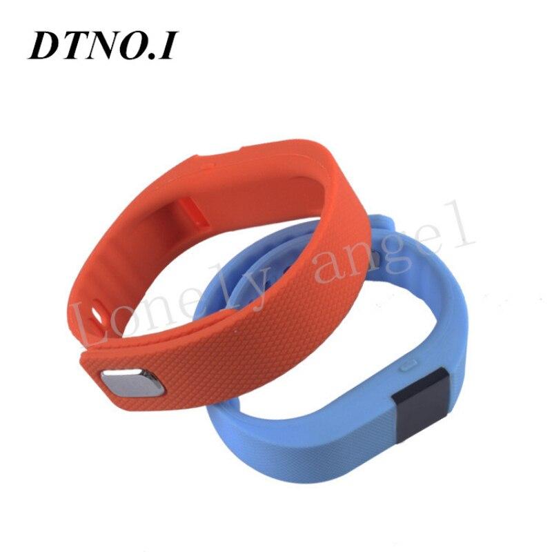 Smartband Fitness Tracker Bluetooth 4 0 Wristband Smart Pedometer Bracelet For iPhone Samsung Smartband TW64 Free