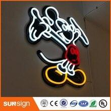 "shsuosai aliexpress customized ""Mickey Mouse"" shape vintage"