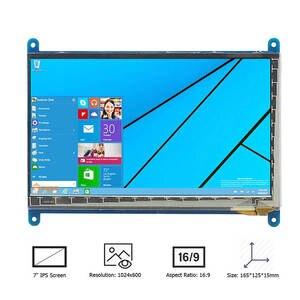 Image 5 - Elecrow Raspberry Pi 3 Display 7 Inch Touch Screen HDMI HD LCD TFT 1024X600 Monitor 7inch RPI Display for Raspberry Pi 3 2B B
