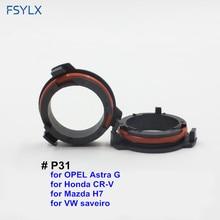 Led-Adapter Headlight OPEL H7 Led Astra-G Honda cr-V Base-Holder FSYLX for Car VW Mazda