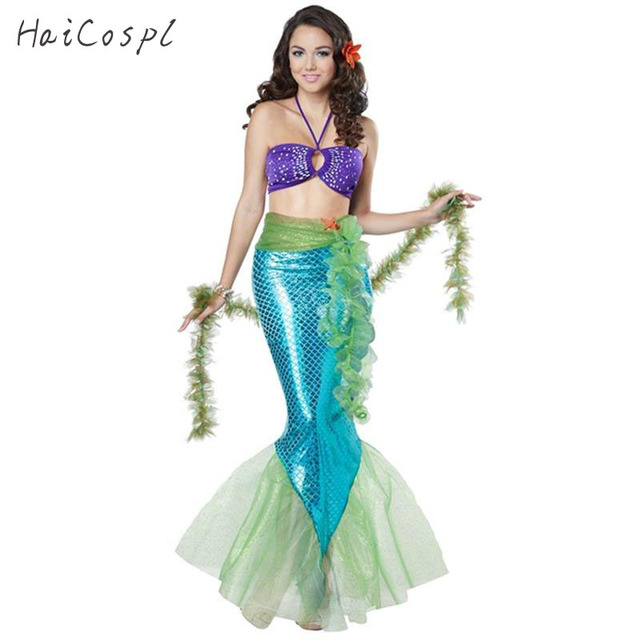 Mermaid Tail Dress Suit Women Sexy Hot Beach Dress Beauty Fish Cosplay Costume Female Party Fancy  sc 1 st  AliExpress.com & Mermaid Tail Dress Suit Women Sexy Hot Beach Dress Beauty Fish ...