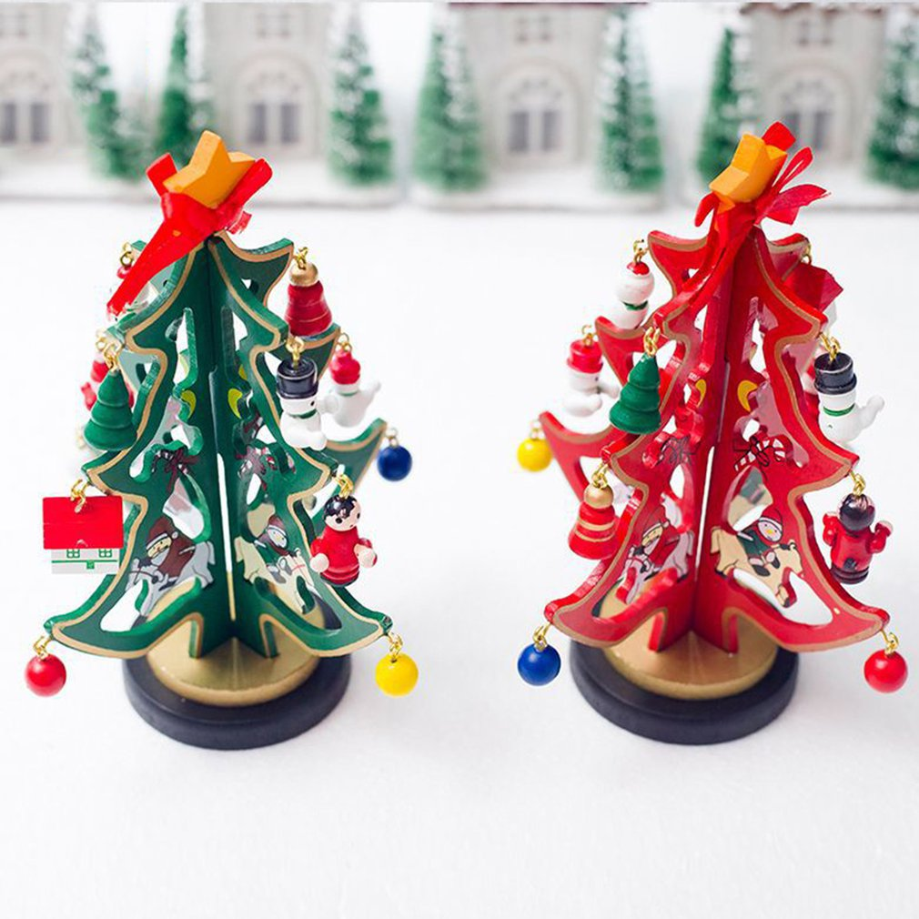 Mini Christmas Tree Ornaments.Us 4 22 20 Off Christmas Decorations Mini Christmas Tree Ornaments Beautiful Ornaments In Trees From Home Garden On Aliexpress Com Alibaba Group