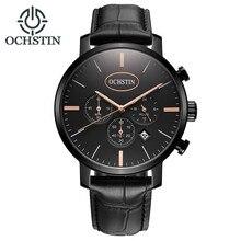 2017 Popular Marca de Lujo de Los Hombres Relojes de Moda Casual hombres Relojes Deportivos Choque Resistir OCHSTIN de Pulsera Para Hombre Reloj